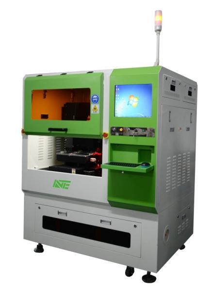 绿激光精紧密亲密割装备