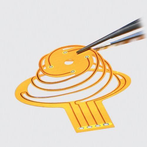 FPC覆盖膜激光切割机