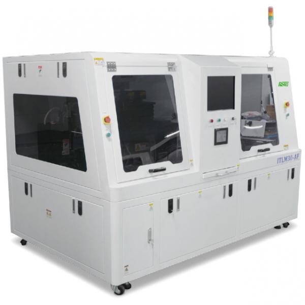 笼盖膜镀层激光打微孔装备