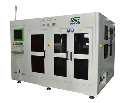 惠州全自动玻璃切割裂片机