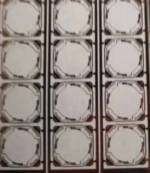 摄像头弹片激光切割机