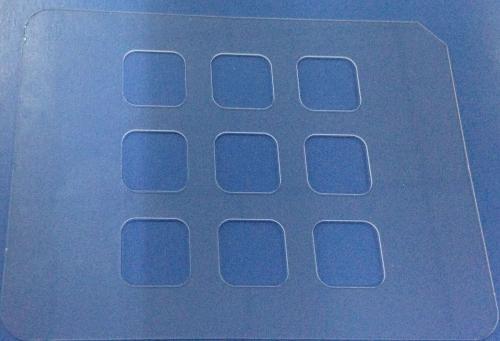 蓝宝石玻璃皮秒切割机(图6)