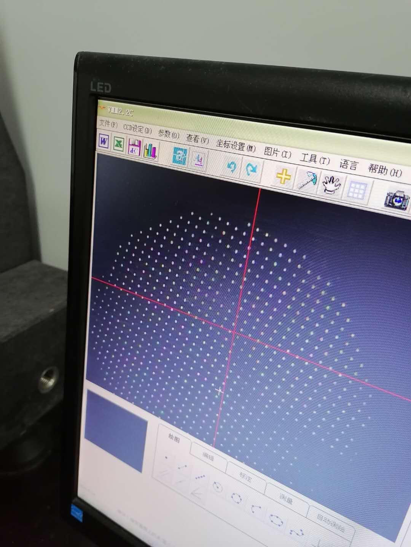 高精密皮秒激光钻孔机(图3)